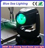 DMX512 moving head light 280w 10r sharpy beam spot wash 3 in 1