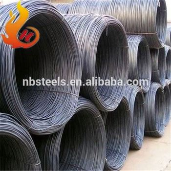 6.5mm wire rod supplier,hot rolled wire rod s235jr