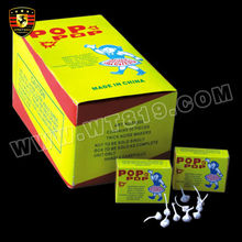 Hot selling T8500 pop pop snappers mini firecrackers