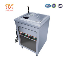 Professional commercial electric boiler induction pasta cooker
