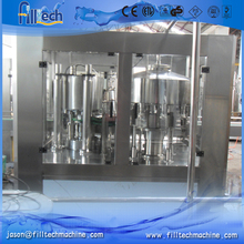 Aluminum pop tin juice drink beverage tin can filling equipment