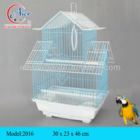 fashion cage for bird house cage exported product hot sale