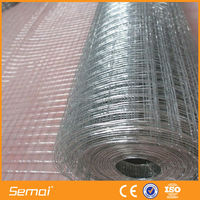 china direct wholesale 1/2 inch square hole welded wire mesh roll