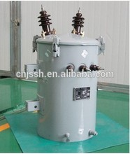 60Hz 15kVA single phase transformer 220v 240v