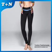 fashion compression leggings nude women yoga tights sports yoga leggings