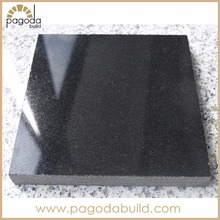 China Shanxi Black Granite for Slabs Tiles and Monuments or Headstones
