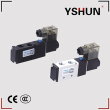 Double coil Pneumatic solenoid valve air valve