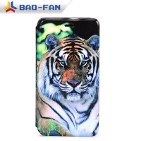 OEM blank full printable sublimation flip leather mobile cover for iphone 6 4.7inch