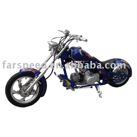 50cc Halley Chopper motorcycles