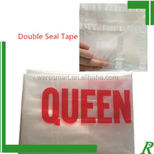 plastic heavy duty mattress bag in packaging bag