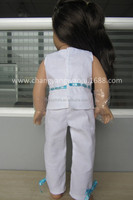 18 inch girl doll clothes custom make doll clothes pattern