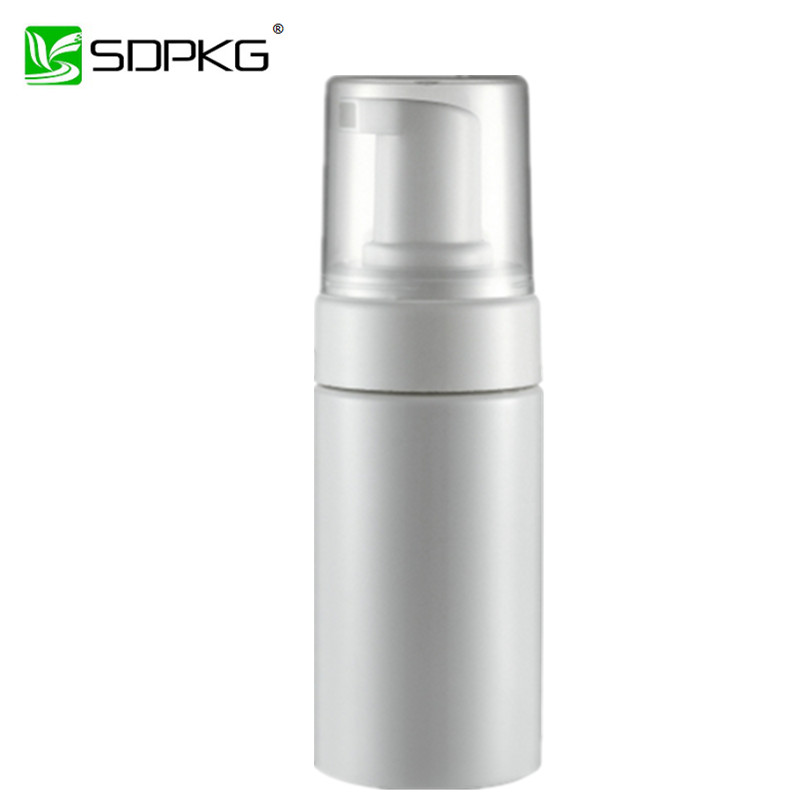 50ml-100ml-150ml-350ml pet plastic pump bottle with foam soap pump for washing face
