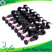 wholesale cheap soft and tangle free peruvian hair in china