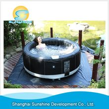 Customized Cheap outdoor spa and massage hot tub