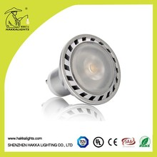 Aluminum Lamp Body Material and 2800-6500K Color Temperature(CCT) 5 watt led ceiling spotlight