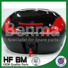 helmet box for motorcycle,high quality luggage tail box for motorcycle,hot sale in 2014,best price