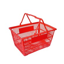Wholesale Plastic Fruit Basket for Shopping