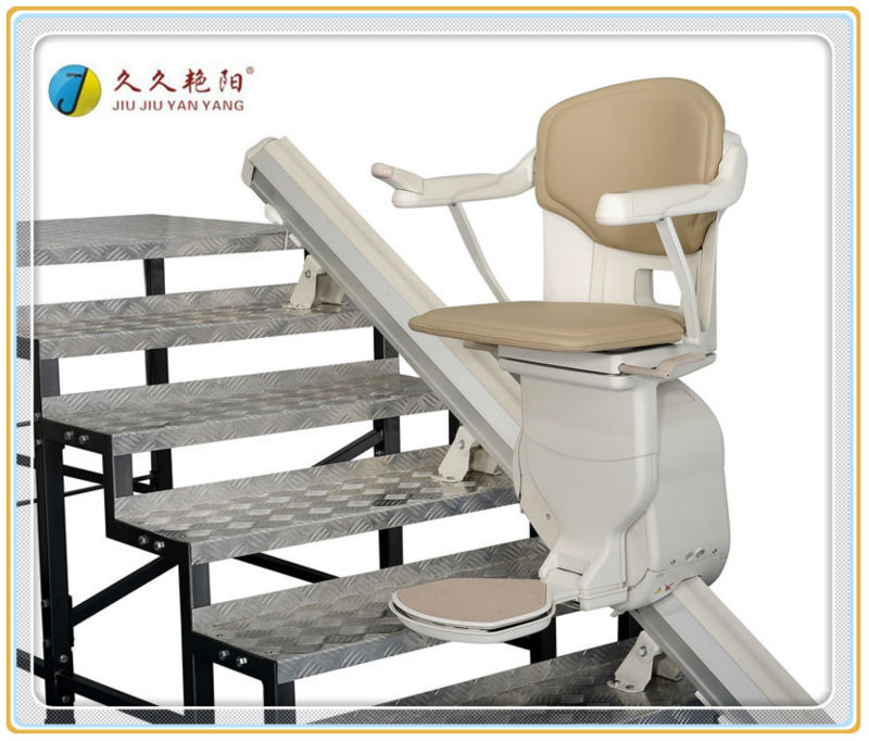 JY-ZT Fashion and useful straight rail stair lift