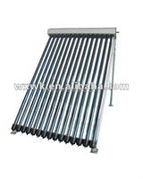 Heat Pipe Solar Collector
