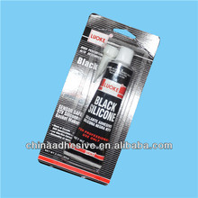 High Temperature Black RTV Silicone Gasket Sealant