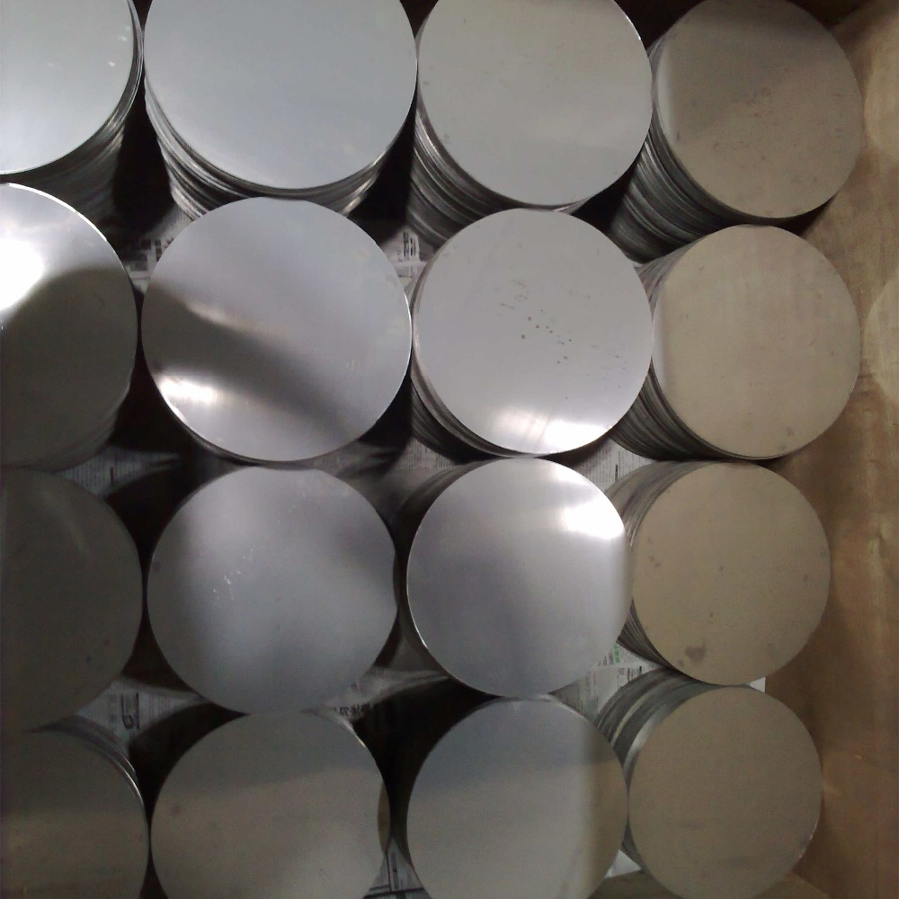 304 Grade Stainless Steel Circle in Foshan
