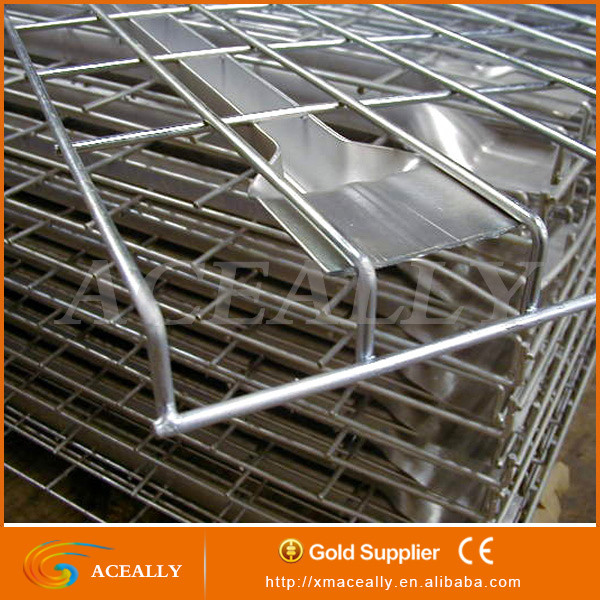 Galvanize Pallet Rack Wire Mesh Decking