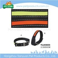 High Quality Adjustable Wholesale Pet Training Collar
