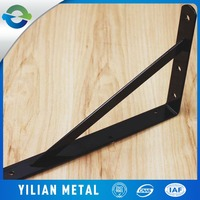 Supply Wall Bracket angled Shelf Support for Storage Display