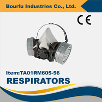 Factory Waterproof Chemical Protective Custom Respirator