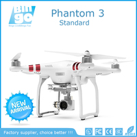 Bingo DJI Phantom 3 Standard Quadcopter Drone with 2.7K HD Video Camera