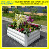 Corrugated Metal Raised Garden Bed Environment