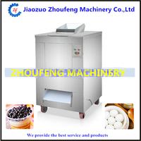 Round popping boba/bubble tea pearl making machine