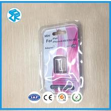 Usb Blister Packaging Charger Box For Flash Disk