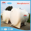 Solid Structure LNG marine fuel vessel with suitable volume