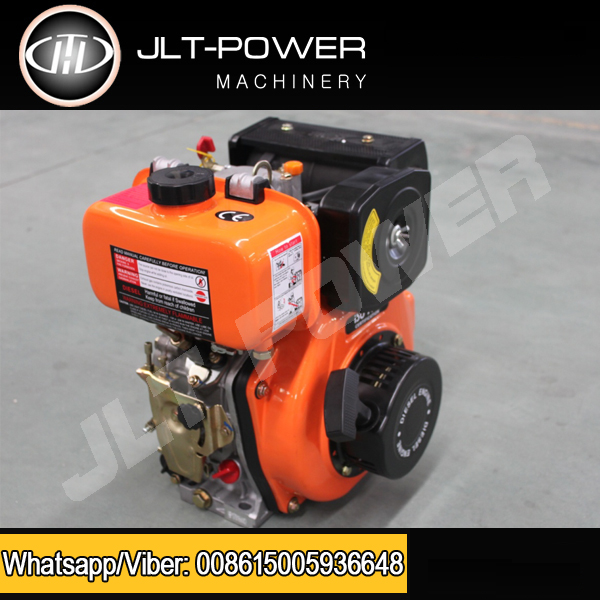 Small Engine Air-cooled 4HP Diesel Engine 170 for Generator Water Pump