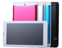 7 inch dual core 3G Tablet pc Support 2G 3G Sim card slot Phone call GPS WiFi FM tablet pc 7 Inch 3G Phone Call Tablet MTK