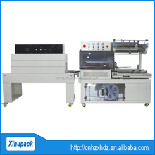 Economical and hot sell Automatic L Sealer and Shrink tunnel/Automatic wrapping machine