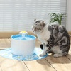 Pet water fountain pet fountain pet drinking fountain