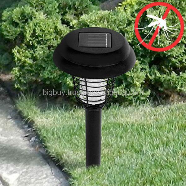 Solar Fly Killer Garden Light