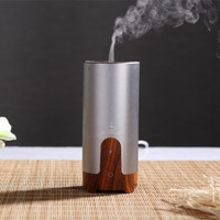 Mini Portable Low Power Ultrasonic Essential Oil Aromatherapy Fragrance Diffuser Air Humidifier Household Nebulizer