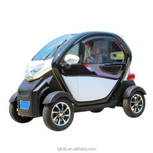 Factory sell 4 wheel drive electric car accept OEM for elderly passenger