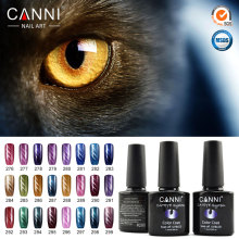 51023x CANNI Cat Eye Gel Polish Free Art Supply Samples 7.3ml Soak off UV/LED Magnetic Nail Varnish UV Gel Nail Polish
