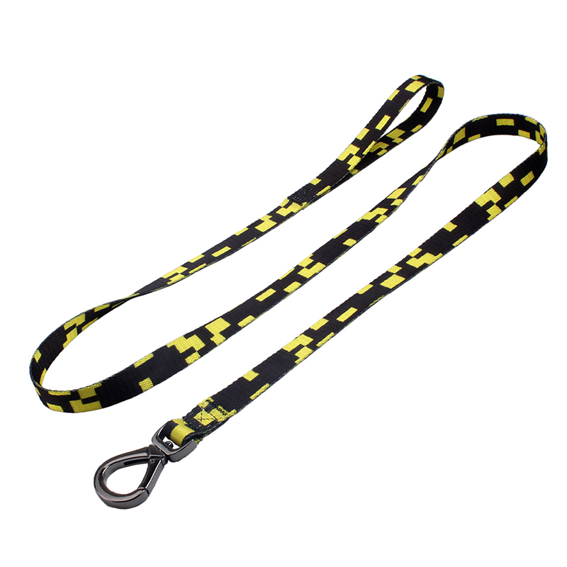 2019 China Wholesale Running Eco-friendly Sublimation Label Dog Leash Pet Supplies Leash
