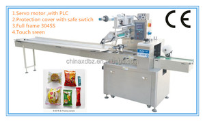 Automatic candy wrapper/candy packaging machine/candy flow wrapping machine