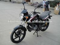 Motorcycle 2012 newest tiger model high quality cheapest price street bike in china (ZF150-3)