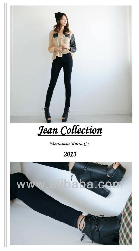 Jeans OEM, Stock (Made in Korea)