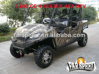 1100cc 4 Seat 4x4 UTV Utility Vehicle