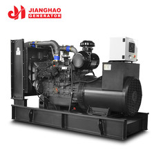 Water-Cooled generator machine 250kva electricity generation