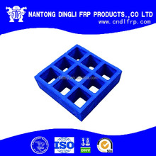 Concave surface frp plastic floor drain grill