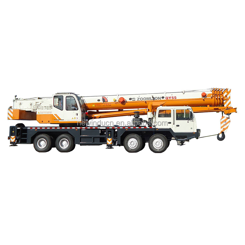best selling model ZOOMLION QY30V532.9 truck crane 30ton